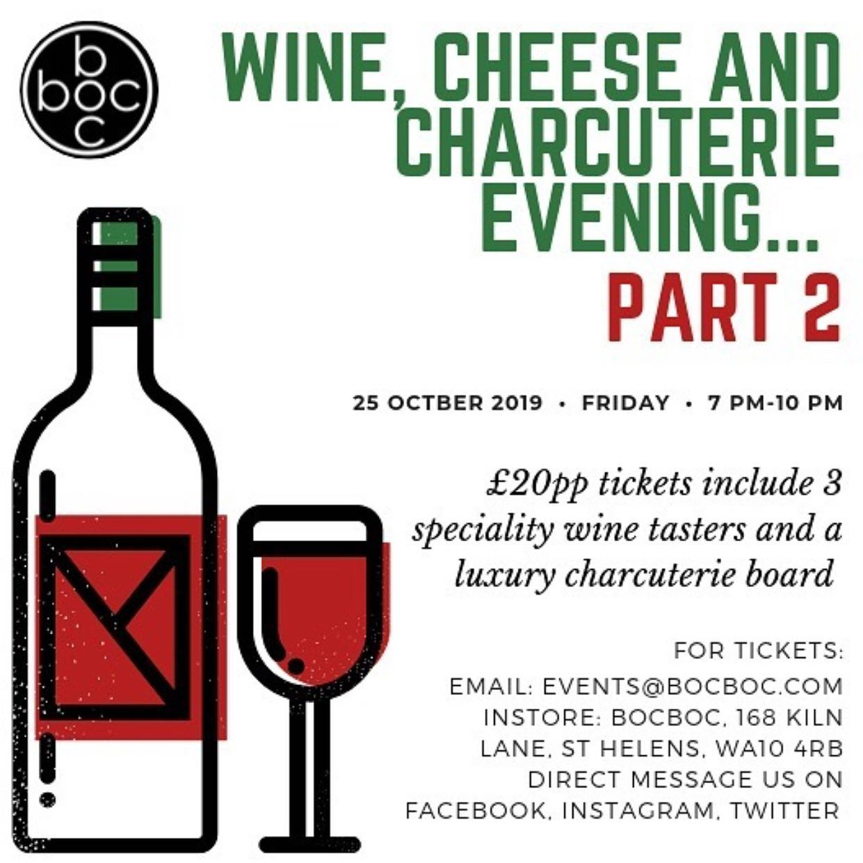 Wine amd Cheese Eveing Part2